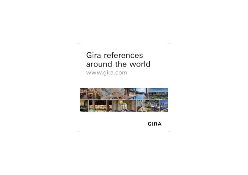 Gira References around the world