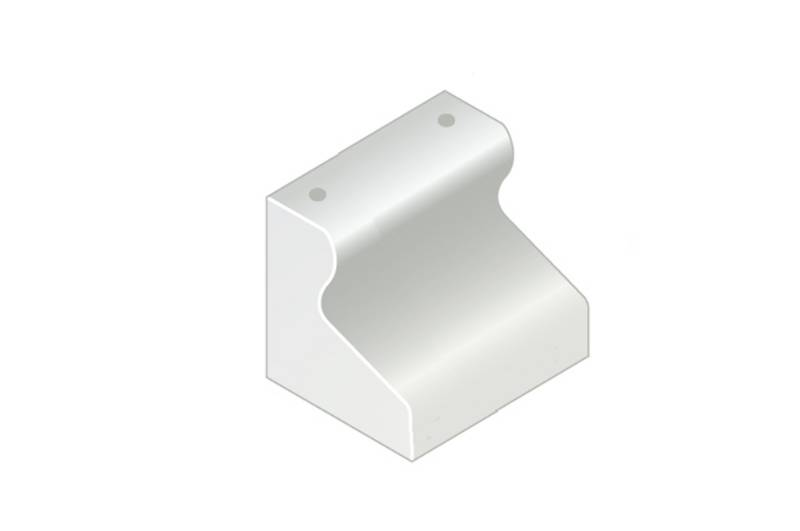 Trief® GST2A Half Kerb With dowel holes