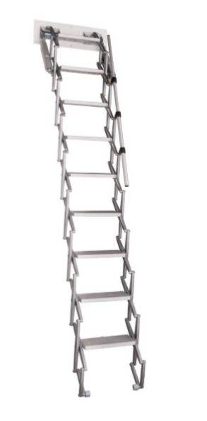 Elite Heavy Duty Retractable Ladder