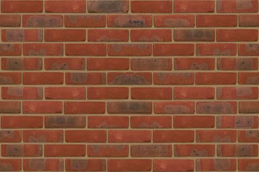 Thakeham Red Multi Stock - Clay bricks