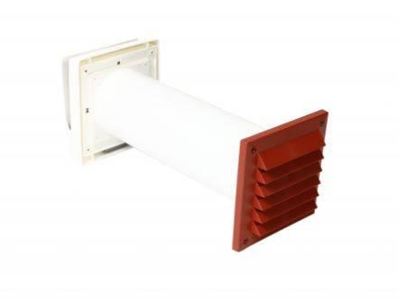Glidevale Protect Fresh TLF Wall Ventilator