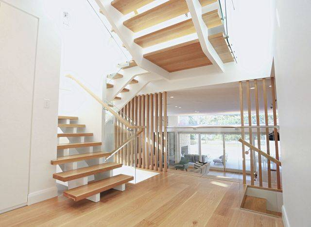 American Oak by ASH Stair Treads