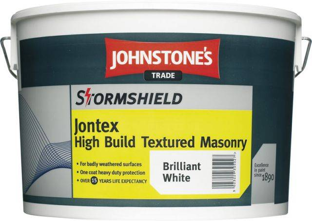 Jontex High Build Textured Masonry (Stormshield)