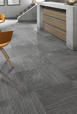 Denim - Pile carpet tiles