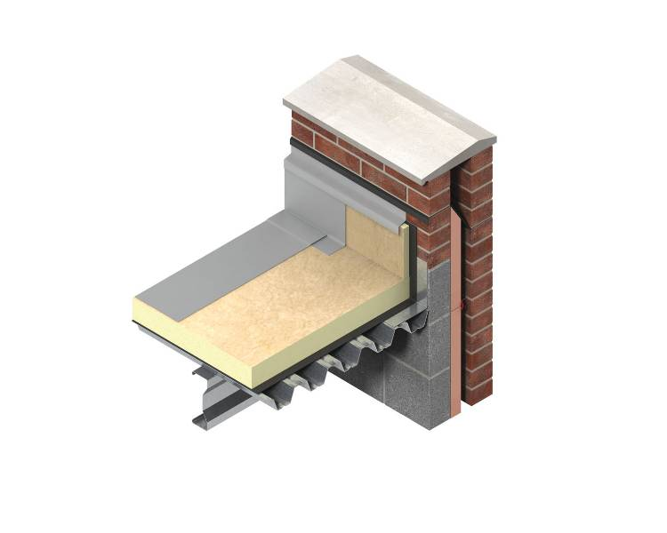 Kingspan Thermaroof TR27 - Flat roof insulation