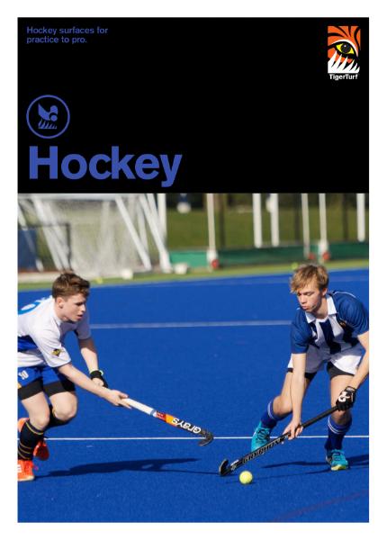 Artificial Grass - Hockey Range