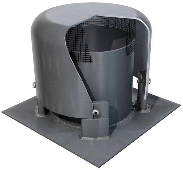 Airtrak LV Lead Roof Ventilators