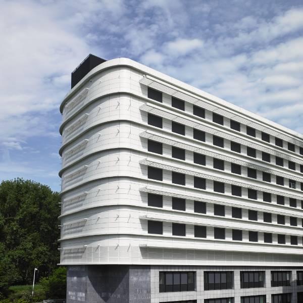 A fresh appearance for Jan Palfijn Hospital