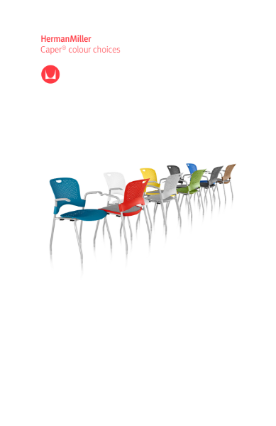 Caper Multipurpose Chair - Colour Choices