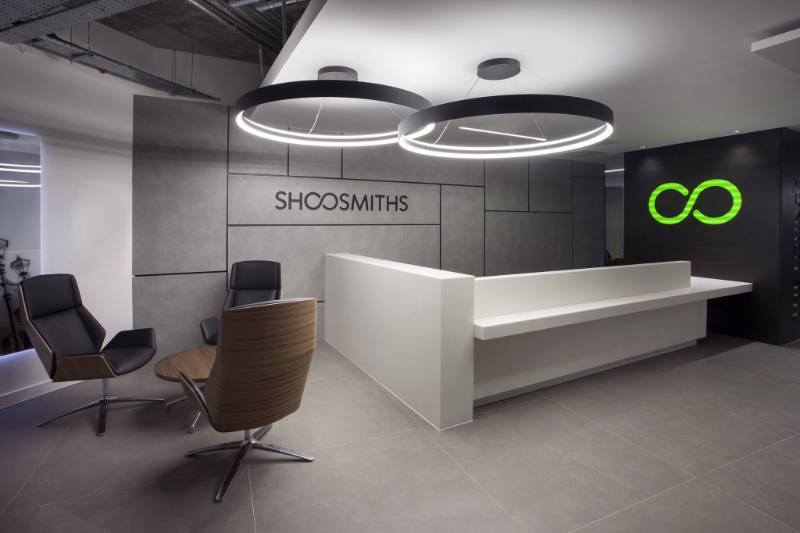 Product Specification for a CAT B Office Fitout. XYZ Building, Manchester.