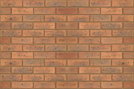 Hardwicke Welbeck Village Blend - Clay bricks