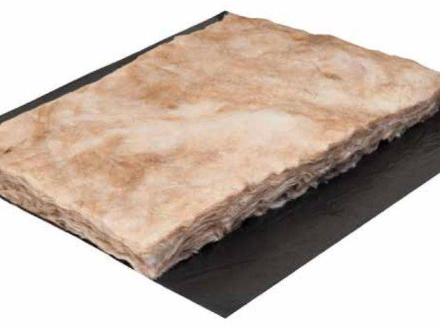 543 Polythene Enclosed Rockwool Roll