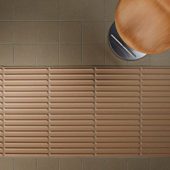 Tactile-Wall and floor tiles