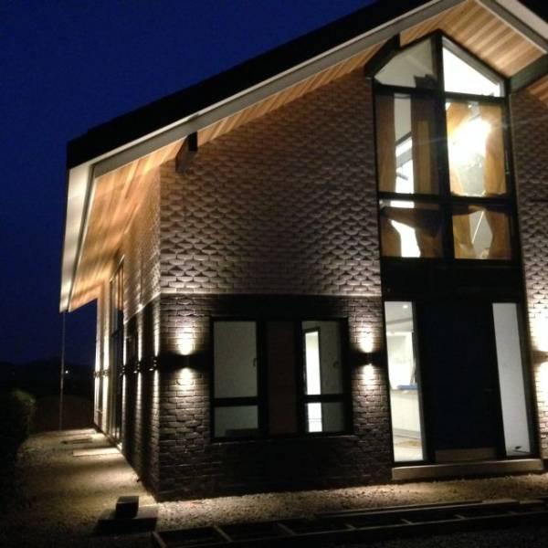 Precoated Steel Roofline Rainwater Guttering