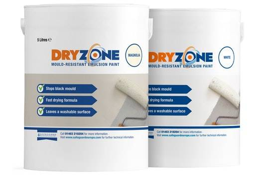 Dryzone System Mould-Resistant Emulsion Paint