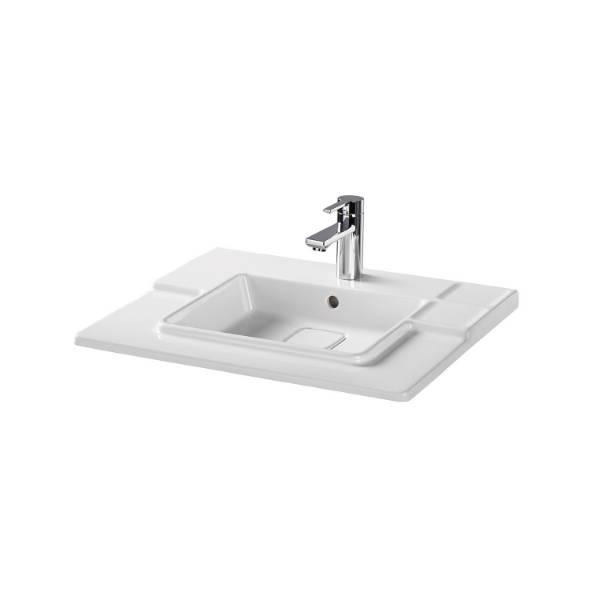 Simeto Uno 62 cm Vanity Washbasin