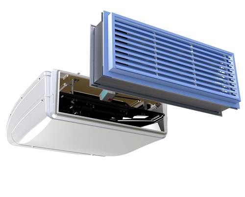 Passivent Hybrid Plus2 Aircool Ventilators - Wall & Window versions