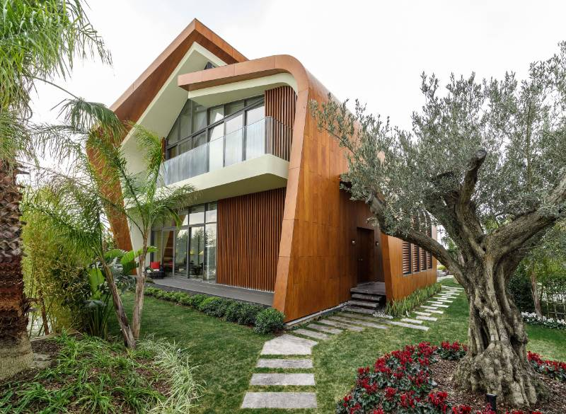KNDU Villas GAD Architecture Antalya, Turkey