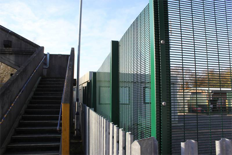 Independent special school provides safety and security for pupils with 358 mesh
