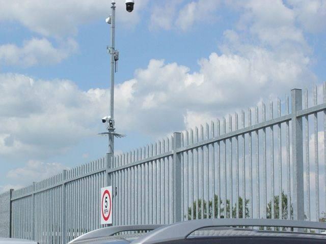 Barbican® A1 (SR1) Fencing