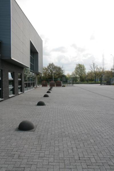 Verge Protection Paving