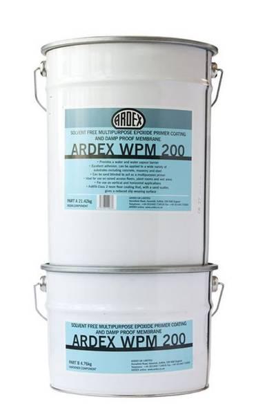 ARDEX WPM 200 Primer and DPM
