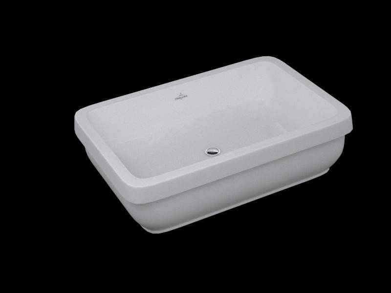 ARCHITECTURA Built In Washbasin 4167 61 XX