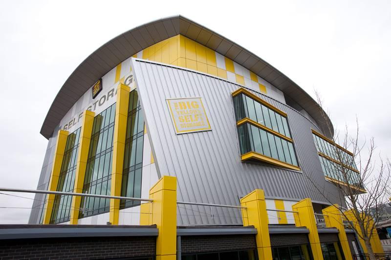 Big Yellow Chiswick