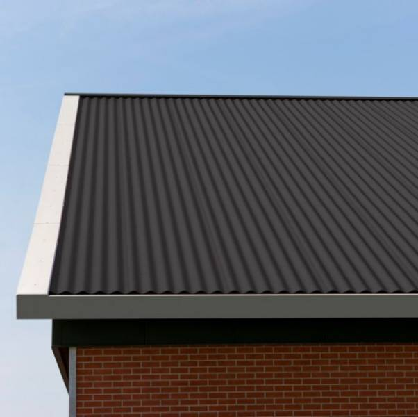 KS1000 SRW (PIR) Insulated Roofing System