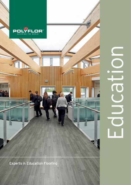 Polysafe Education Brochure - Experts in Education Flooring