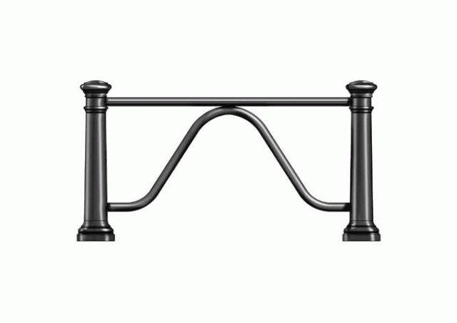 Ferrocast® Manchester Cycle Stand