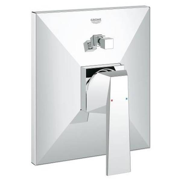 Allure Brilliant Single-Lever Bath Mixer Trim