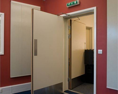 SilentDoor - LH Active NFR Single- Plain