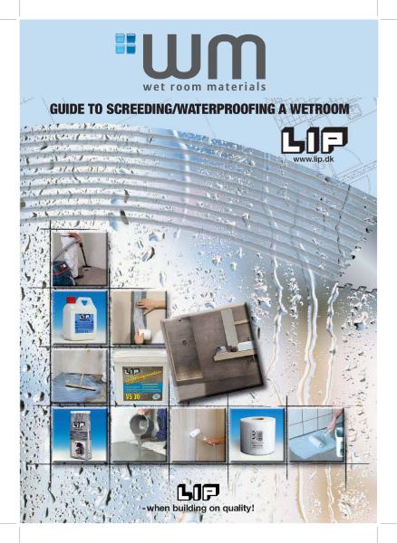 Screeding and Waterproofing a Wet Room  /  Walk In Shower  / Bathroom