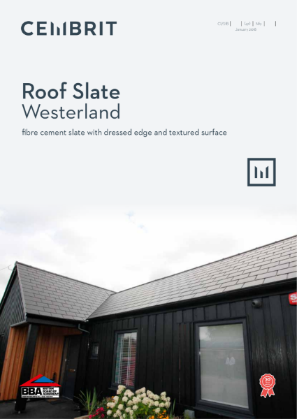 Westerland - Fibre Cement Slate