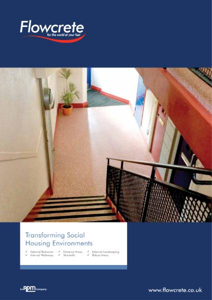 Transforming Social Housing Environments