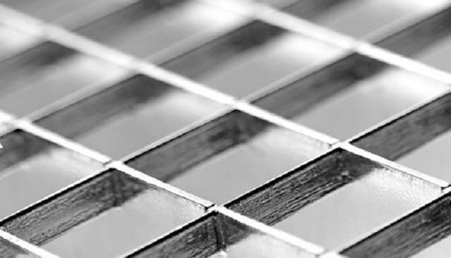 Pressure Locked Grating (Stainless Steel)