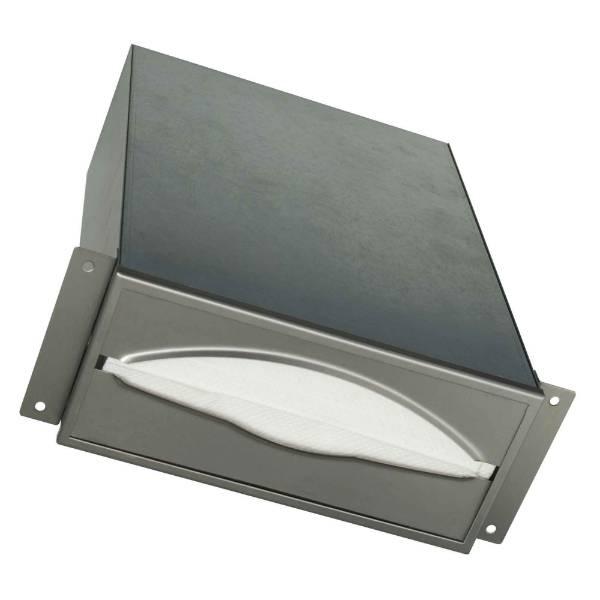 9.3116 Dolphin Paper Towel Dispenser - Behind Mirror