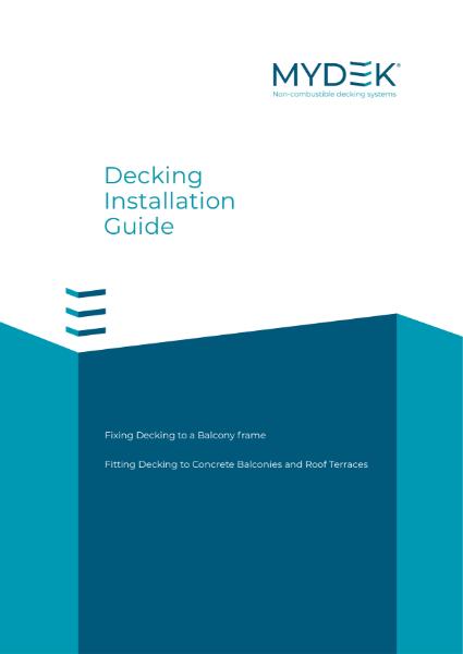 MyDek Installation-Guide