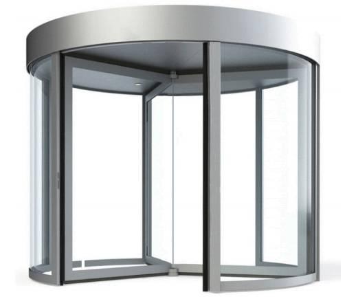 GyroPass Internal or Semi External Revolving Door