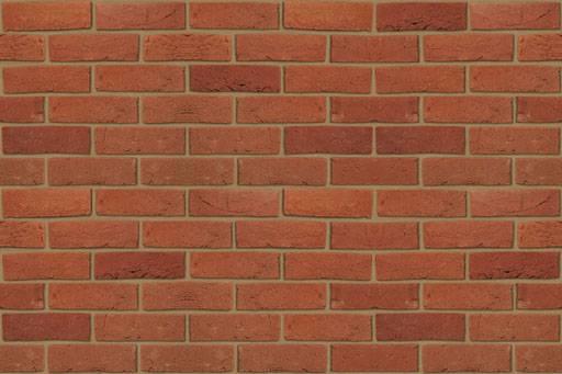 Swanage Handmade Heather Red - Clay bricks