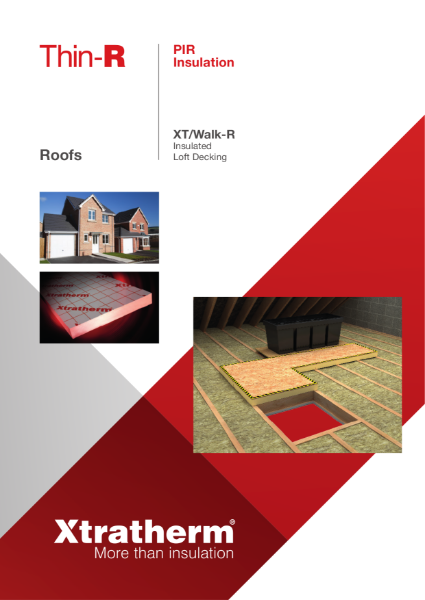 Insulation for Loft Decking (XT/Walk-R)