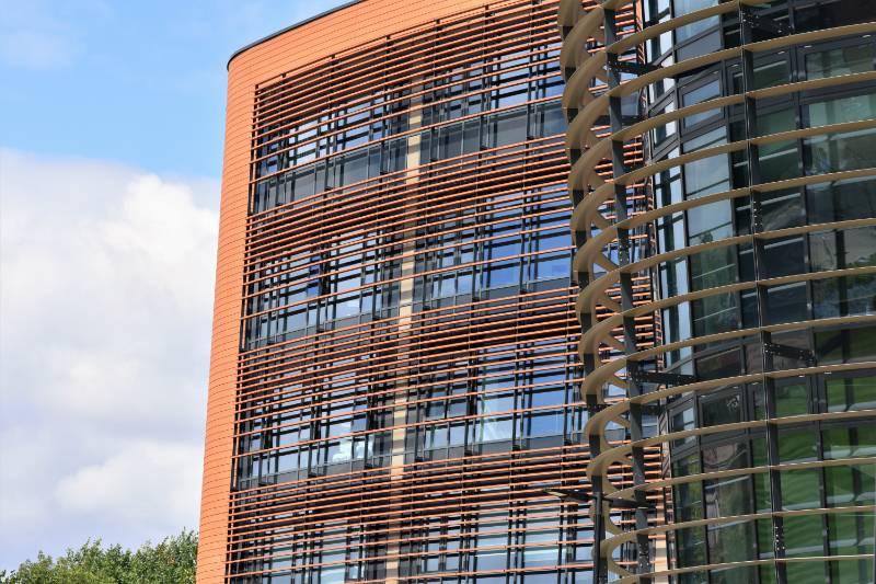 Vijay Patel Building, De Montfort University, Leicester