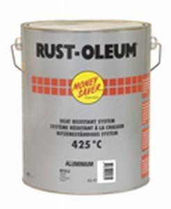 Heat Resistant Aluminium TopCoat 4215