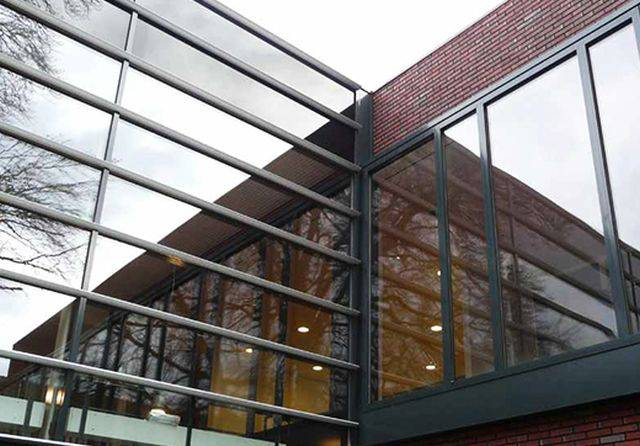 AluK SL50 Capped Curtain Walling System