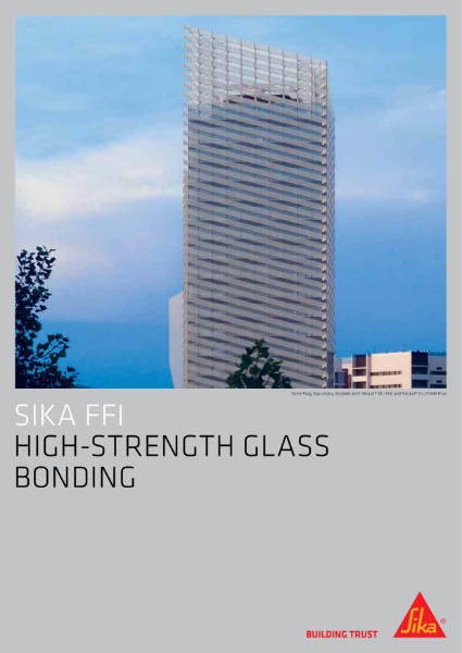 High Strength Structural Glazing