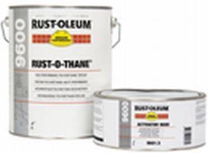 Rust-O-Thane Polyurethane Topcoat 9600