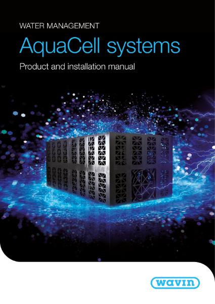 Wavin AquaCell Core-R Product & Installation Guide