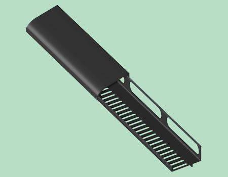 Aerovent 10 mm Over Fascia System