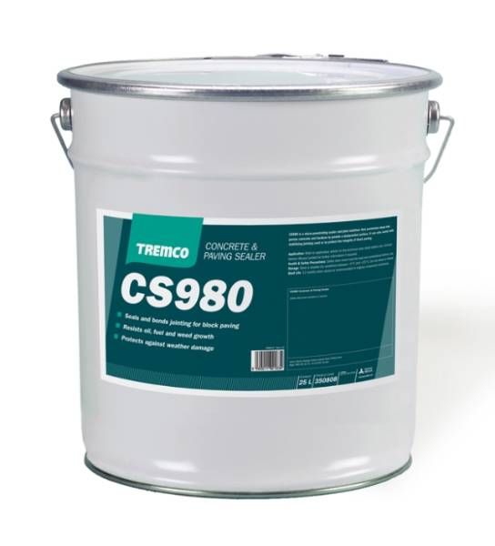 TREMCO CS980 Pavseel Concrete and Paving Sealer